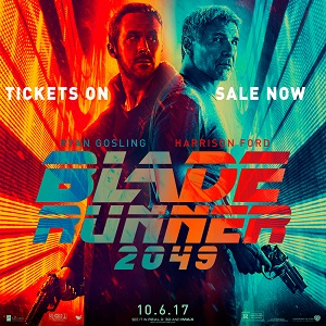 BLADE RUNNER 2049 NOW ON SALE