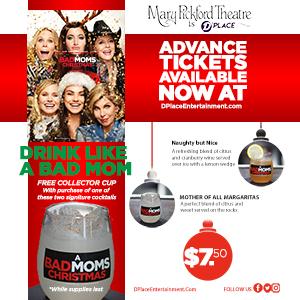 Bad Mom Ticket & Promo