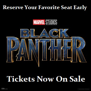 Black Panther Now On Sale