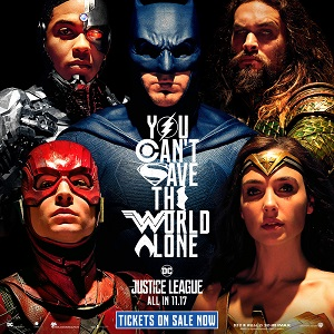 Justice League On Sale Now