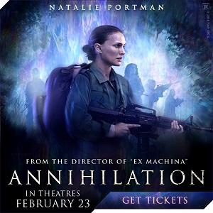 Annihilation Ad
