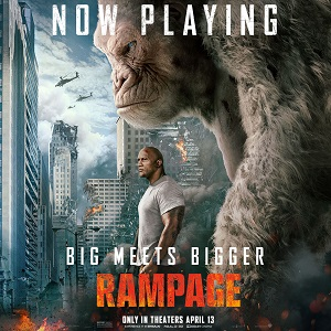 Rampage Now On Sale