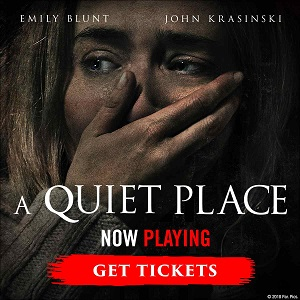 A Quiet Place Now On Sale