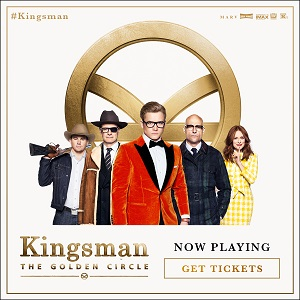 Kingsman Tickets Now On Sale