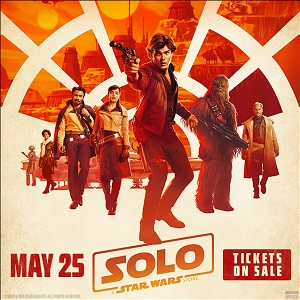 Solo A Star Wars Story now on sale
