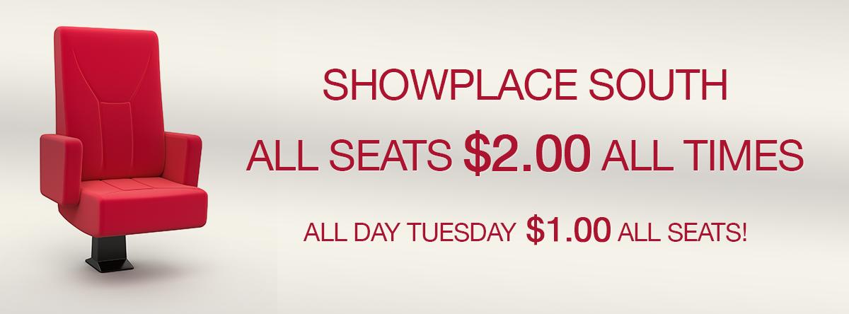 $2 Seats