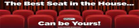 Hollywood Theater Name A Seat Campaign