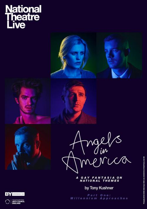 National Theatre Live: Angels in America Part One:
