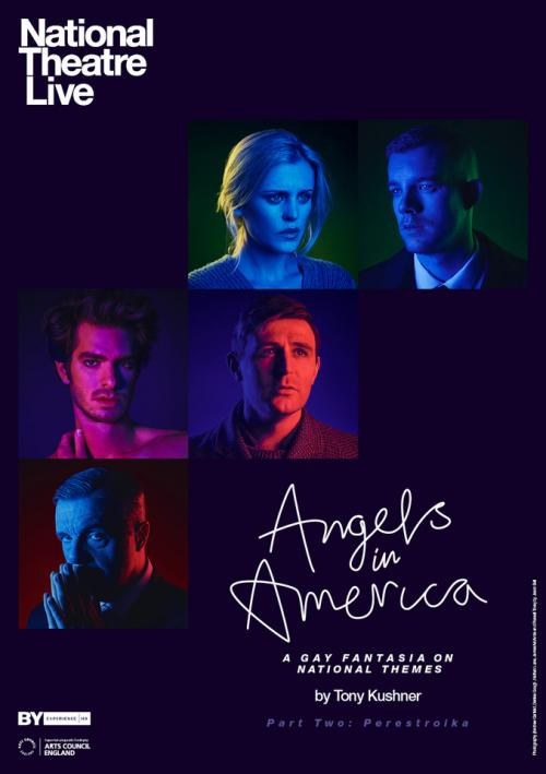 National Theatre Live: Angels in America Part Two: