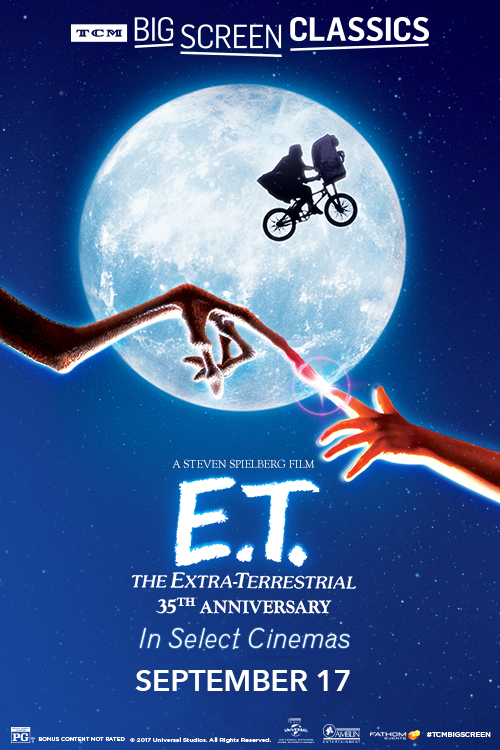 E.T. The Extra-Terrestrial (1982) presented by TCM