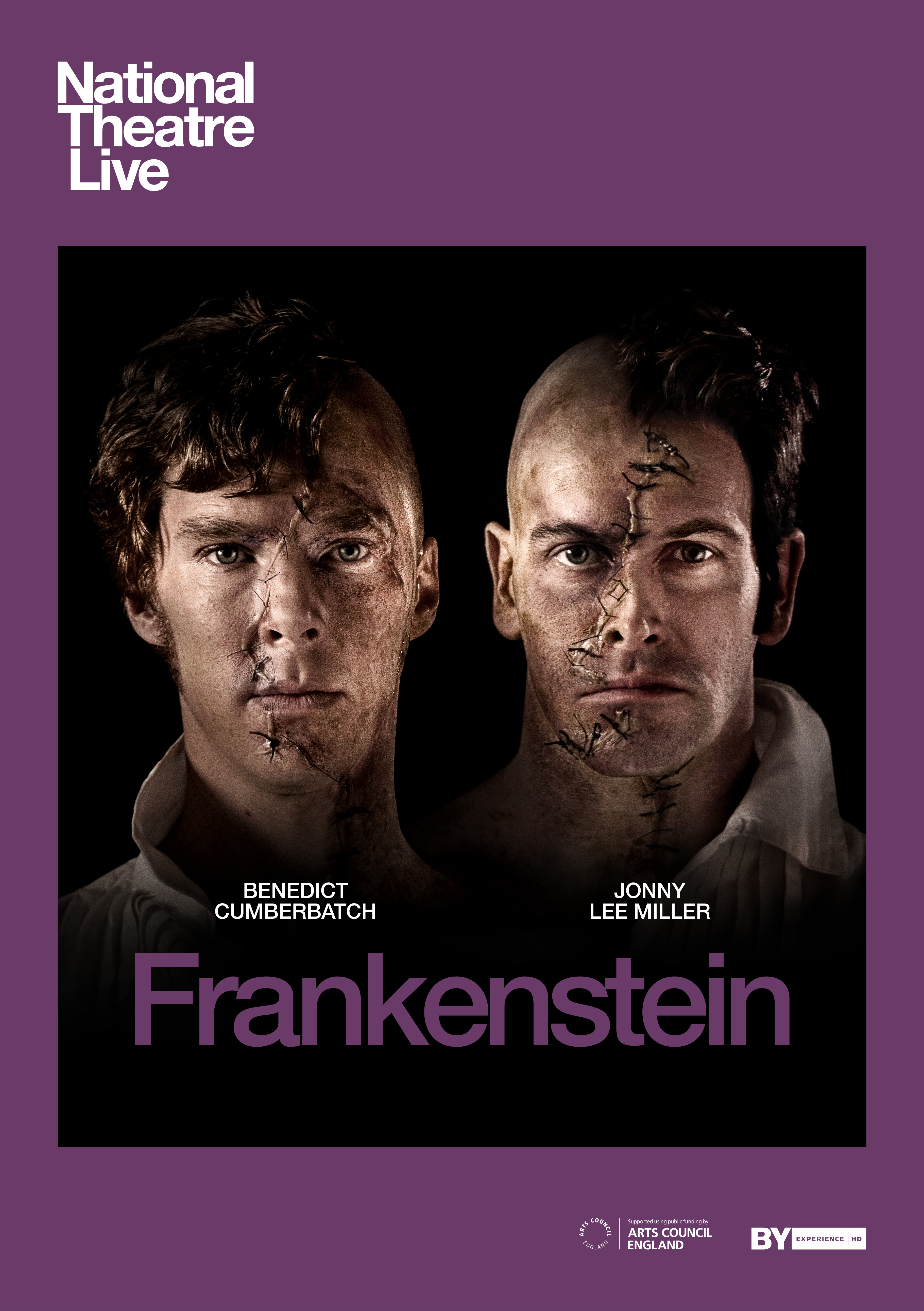 National Theatre Live: Frankenstein Encore 2018 (Cumberbatch as Creature)