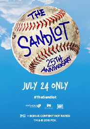 The Sandlot 25th An...