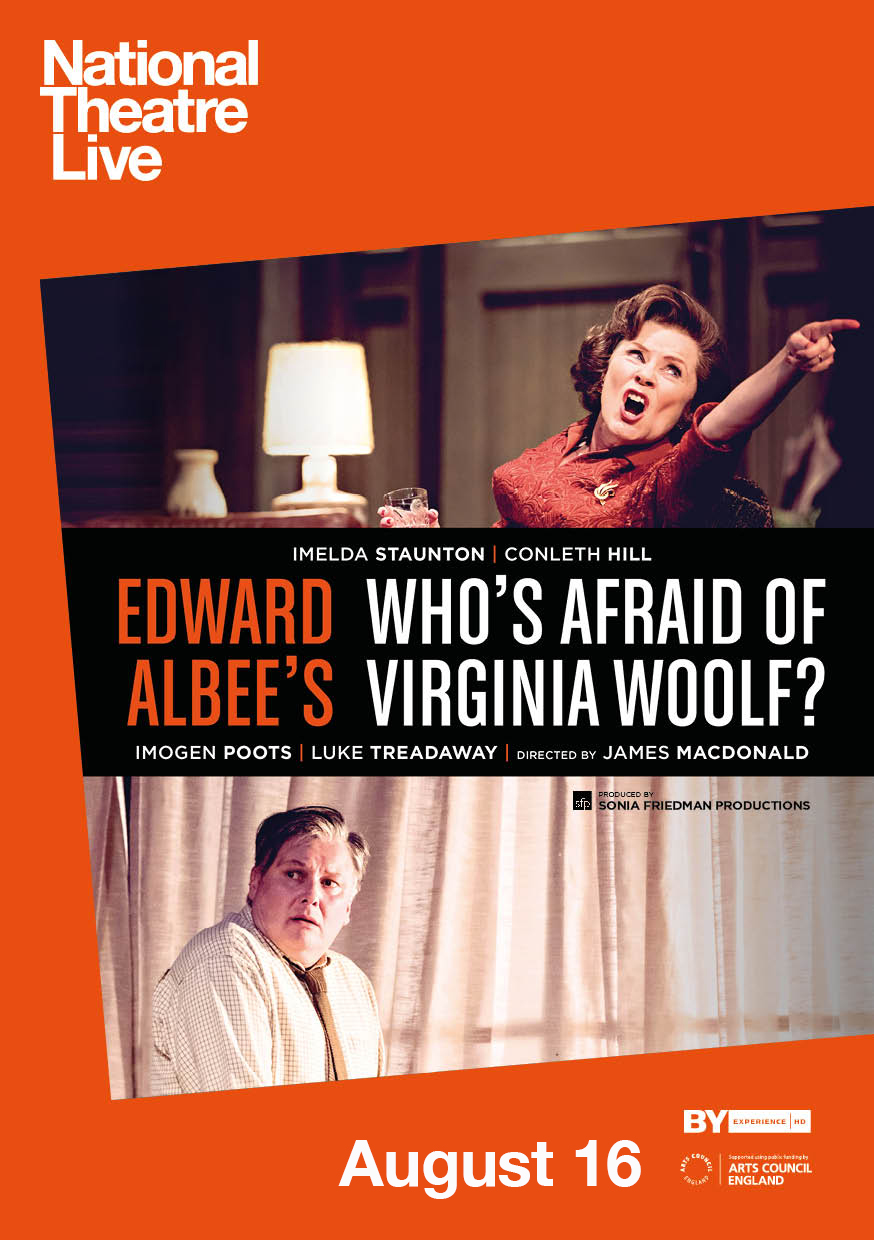 National Theatre Live: Who's Afraid of Virginia Wo