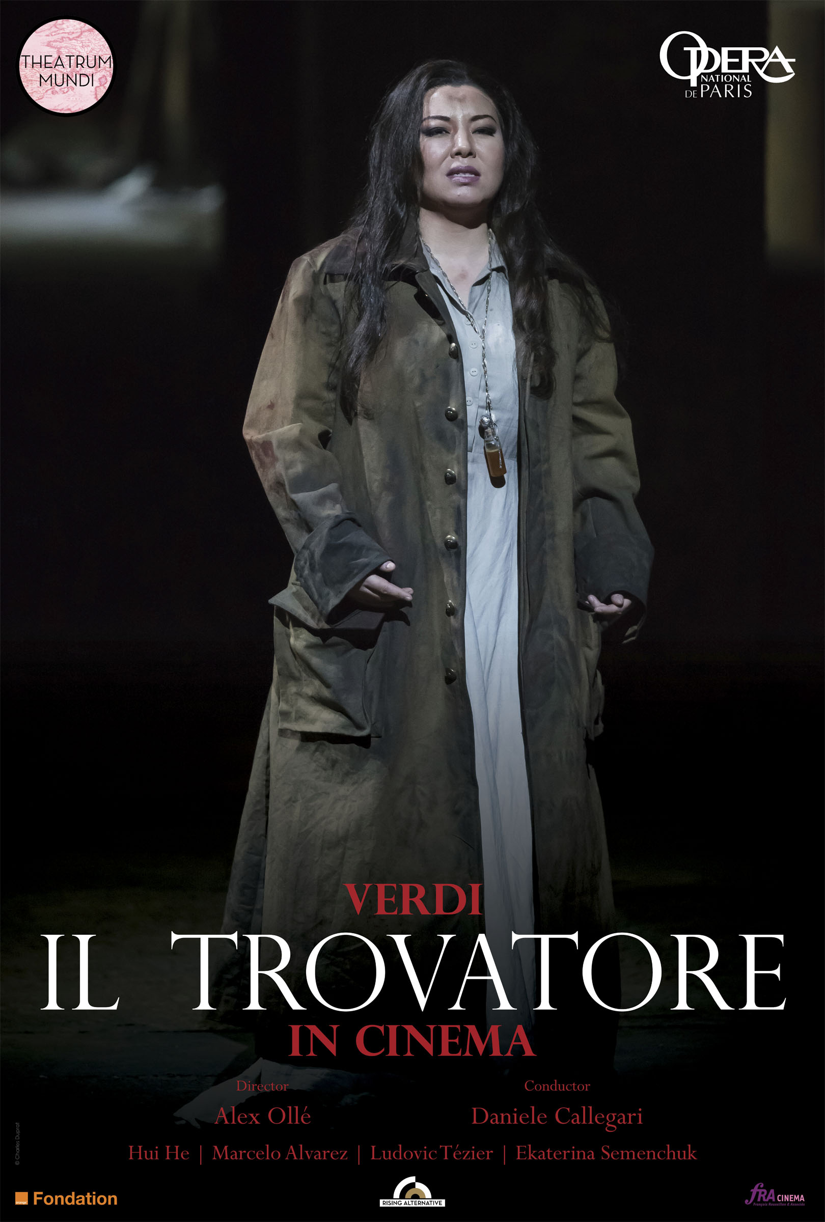 Opera national de Paris: Il Trovatore