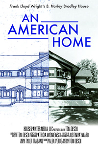 Poster for American Home: Frank Lloyd Wright's B. Harley Brad