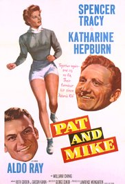 Poster for Pat and Mike