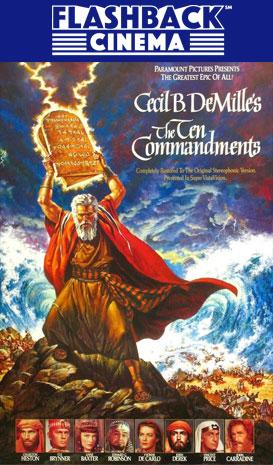Ten Commandments (1956), The