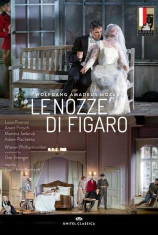 Salzburg Festival: Le Nozze Di Figaro Poster