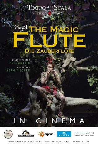 Magic Flute, The Teatro Al LA Scala