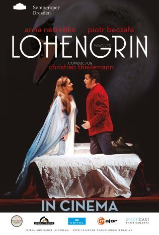 Teatro alla Scala: Lohengrin Poster