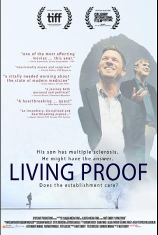 Living Proof Poster