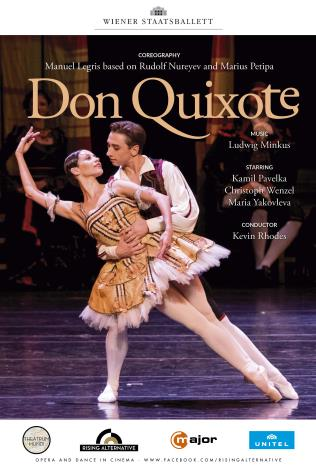 Vienna State Opera House: Don Quixote