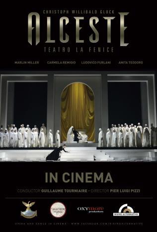 Alceste - Dal Teatro La Fenice di Venezia Poster