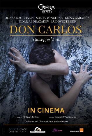 Opéra national de Paris: Don Carlos Poster