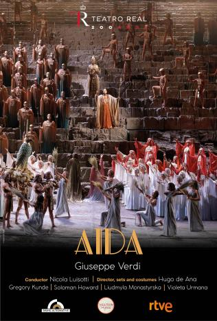 Teatro Real: Aida Poster