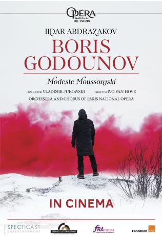 Opéra national de Paris: Boris Godounov Poster