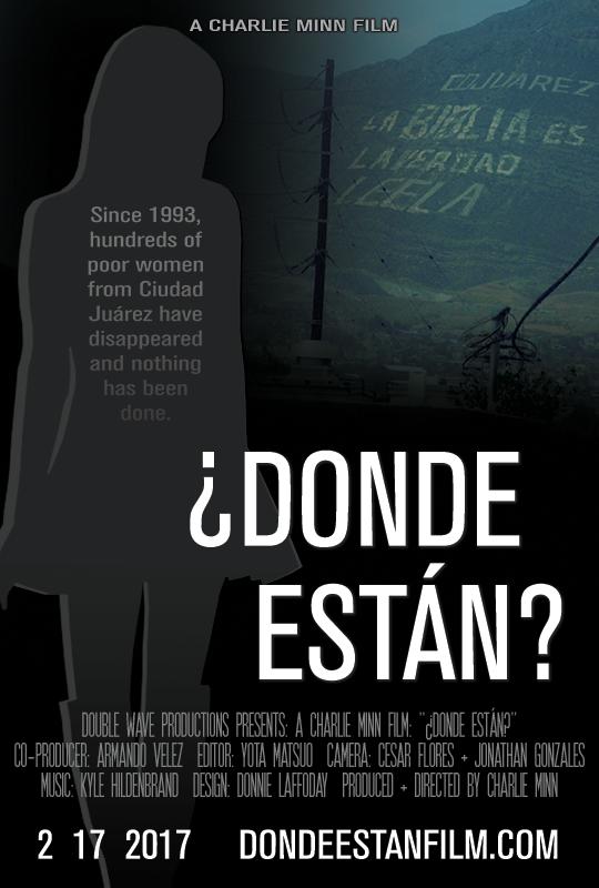 Poster of ¿Donde Estan?