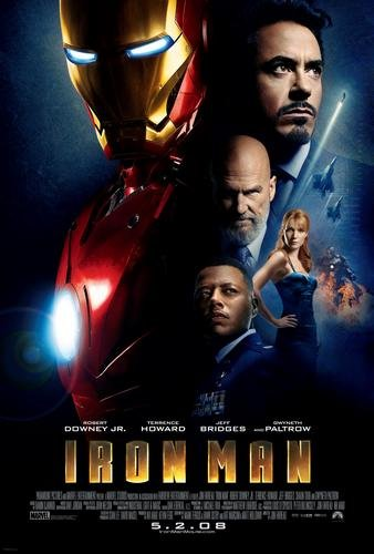 Poster of Marvel Studios 10th: Iron Man - The I...