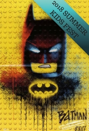 Poster of Lego Batman Movie- SUMMER KIDS FEST