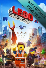 Poster of Lego Movie- SUMMER KIDS FEST