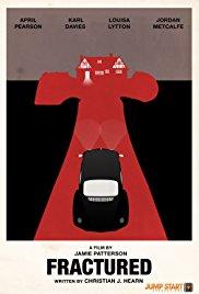 Poster for Fractured - FREAK SHOW FILM FESTIVAL