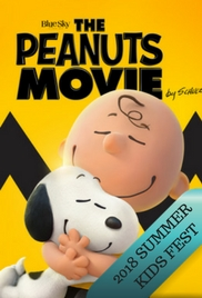 Poster of Peanuts Movie- SUMMER KIDS FEST