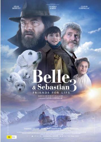 Belle and Sebastian: Friends for Life (Belle et Sébastien: Le Dernier Chapitre)