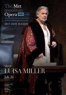 The Metropolitan Opera: Luisa Miller