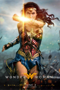 WONDER WOMAN doesn't measure up, no matter its cultural relevance…