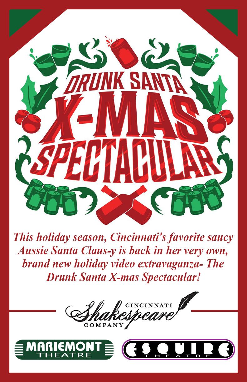 The Drunk Santa X-Mas Spectacular