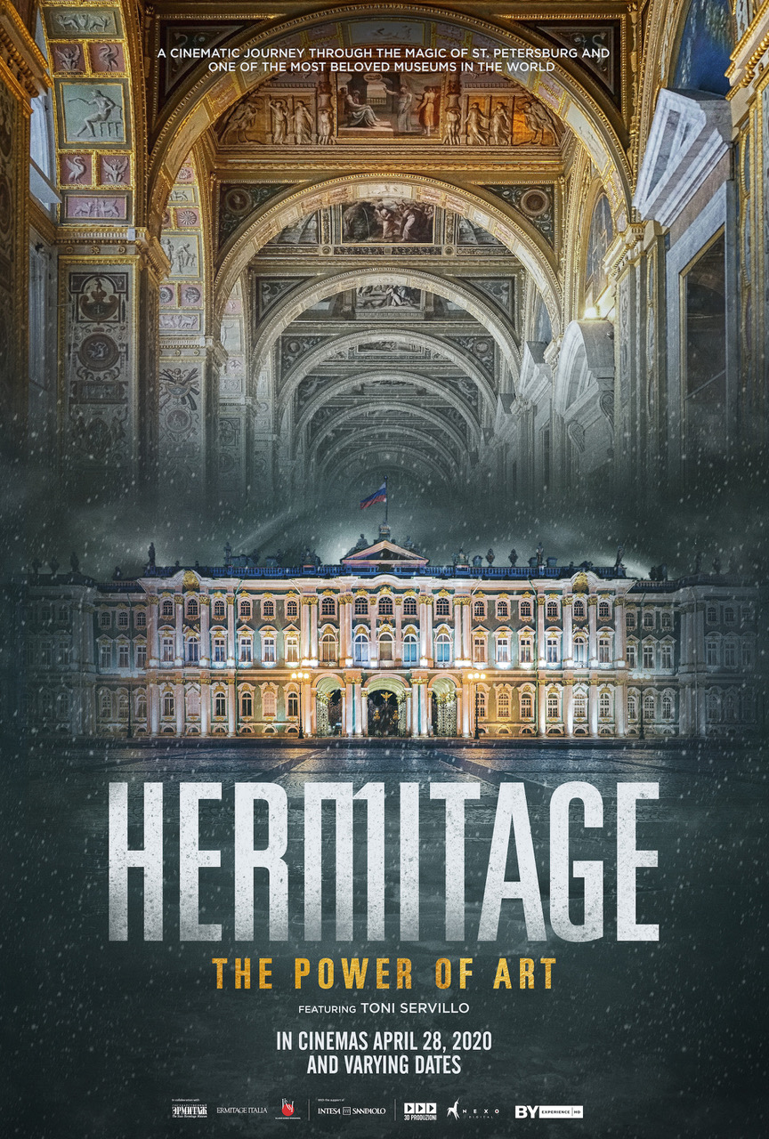 Poster of Hermitage. The Power of Art