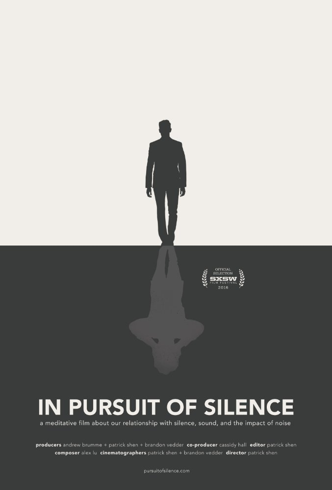 In Pursuit of Silence Poster