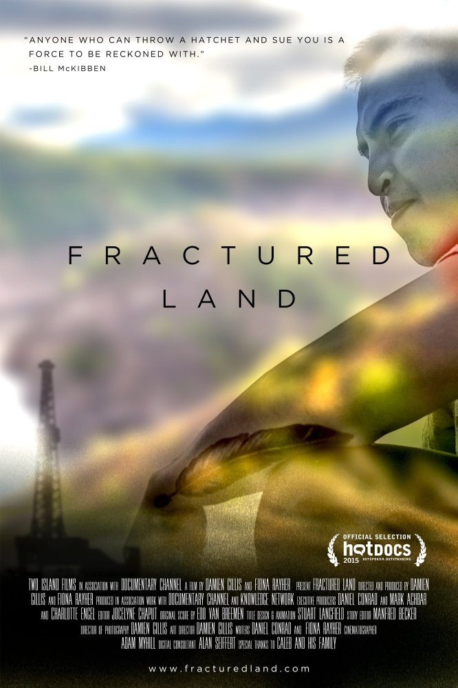 Poster of Fractured Land