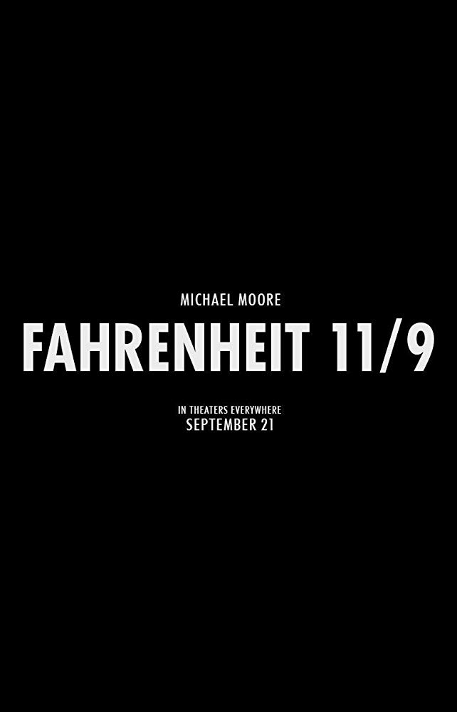Poster of Fahrenheit 11/9