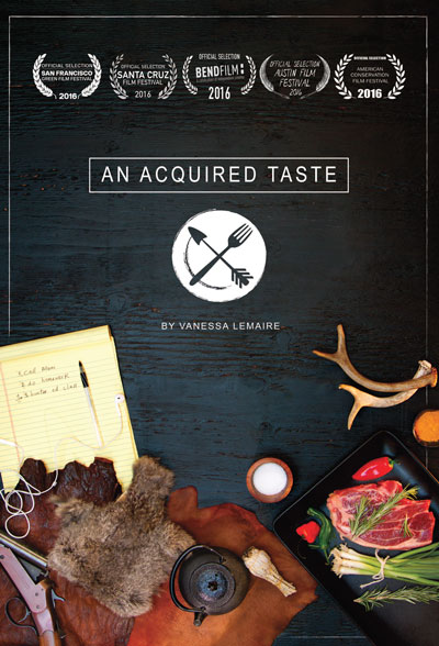 An Acquired Taste Poster
