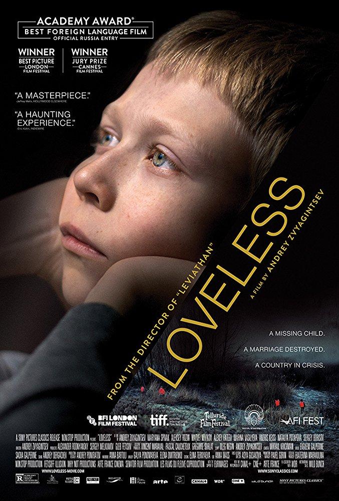 Loveless (Nelyubov) Poster