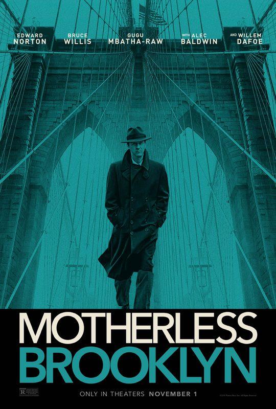 Poster of Motherless Brooklyn
