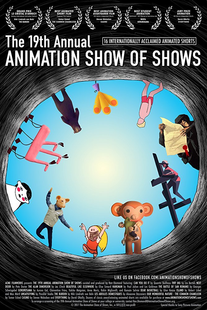Poster of The 19th Annual Animation Show of Sho...