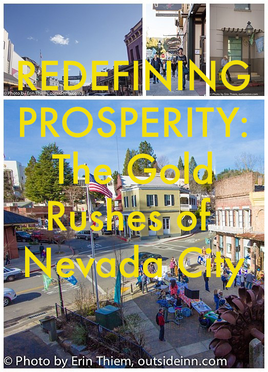 Poster of Redefining Prosperity: Gold Rushes of...