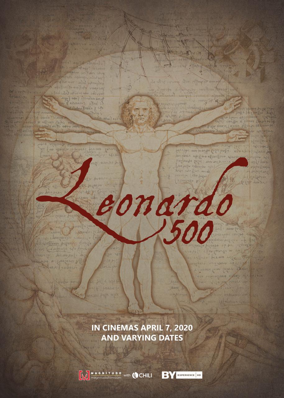Poster of Leonardo 500 (Leonardo Cinquecento - ...